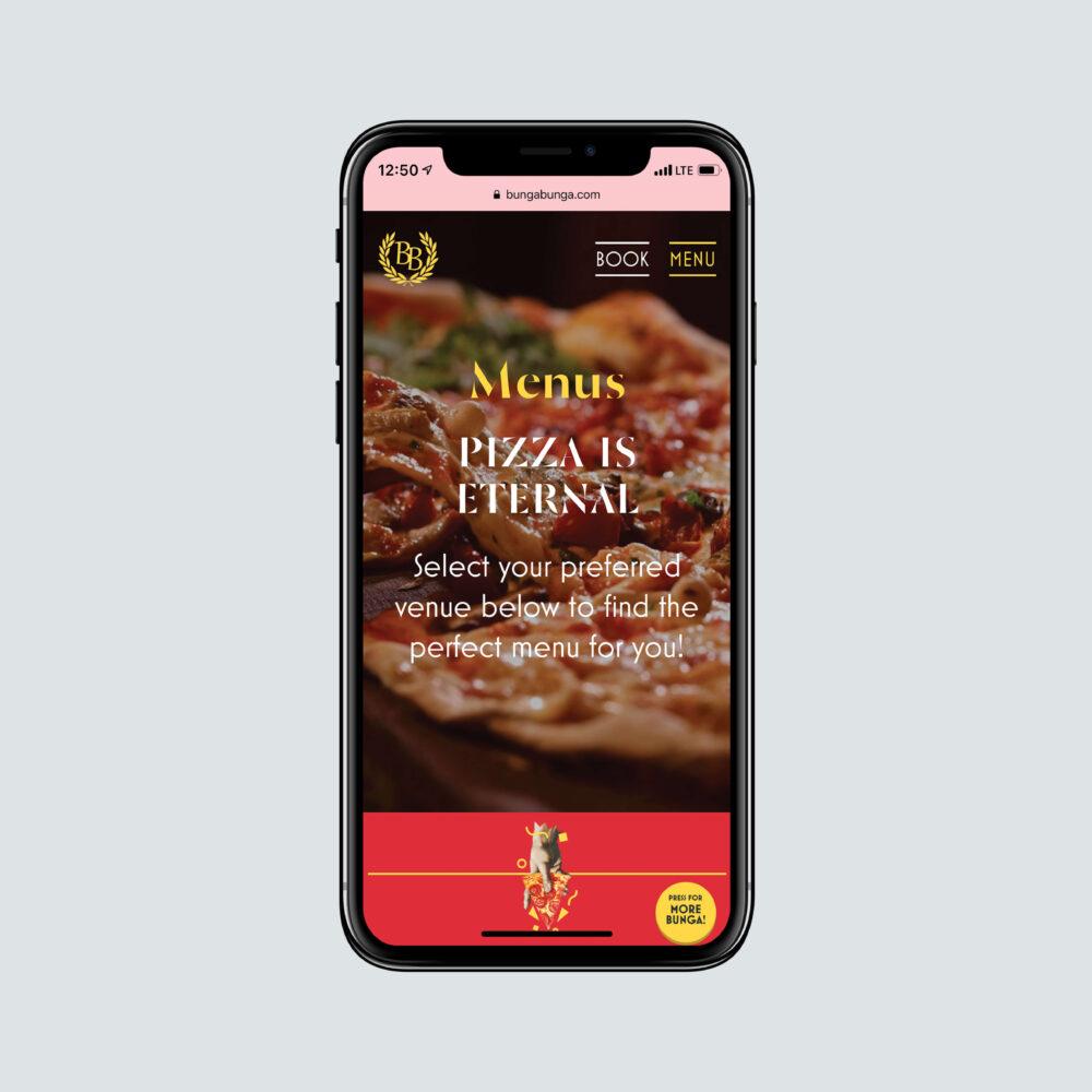 Restaurants Bars Digital Agency London Propeller Digital